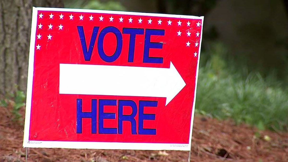 Georgia Secretary of State Brad Raffensperger warned voters of possible delays and long lines...