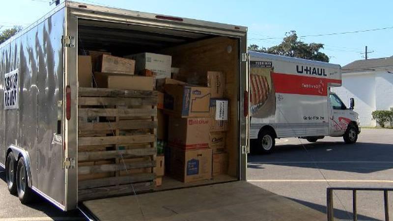 Donations for Hurricane Ida Victims