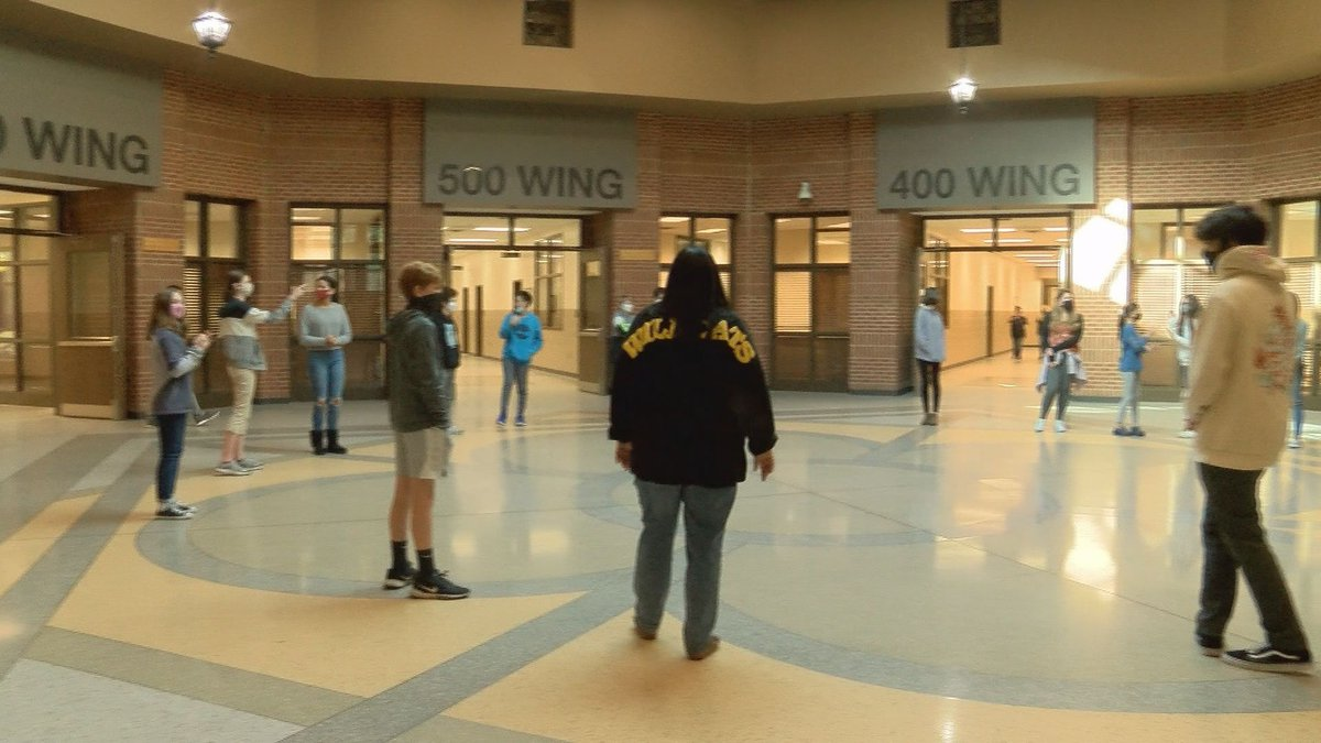Richmond Hill Middle School students are working hard and it's paying off.