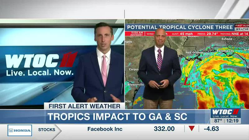 Dave Turley's Friday Noon WX 6-18-2021