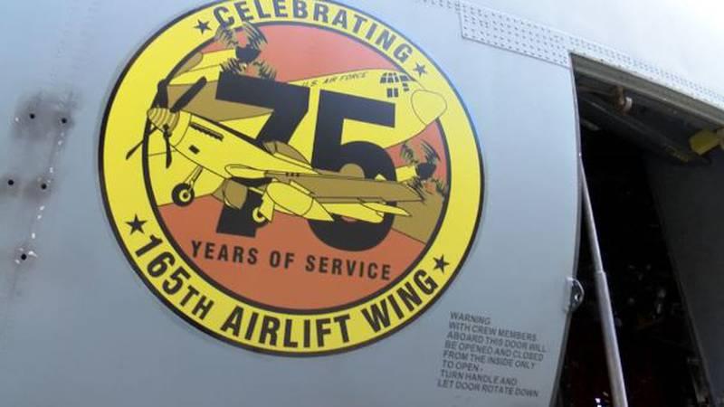 165th Airlift Wing Savannah