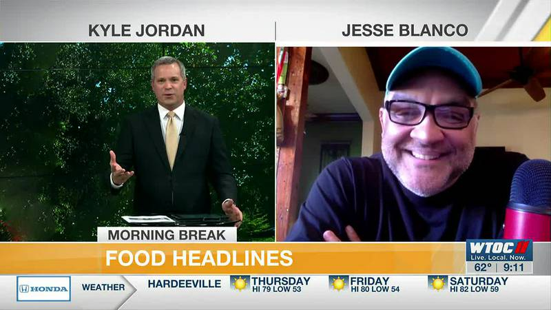 Eat It and Like It's Jesse Blanco discuss upcoming food festivals