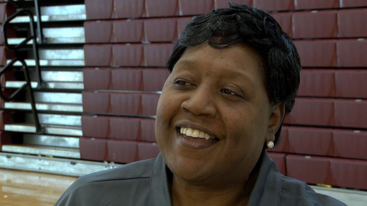 Tonya Mackey is the first woman to coach varsity boys basketball in Savannah, leading New...