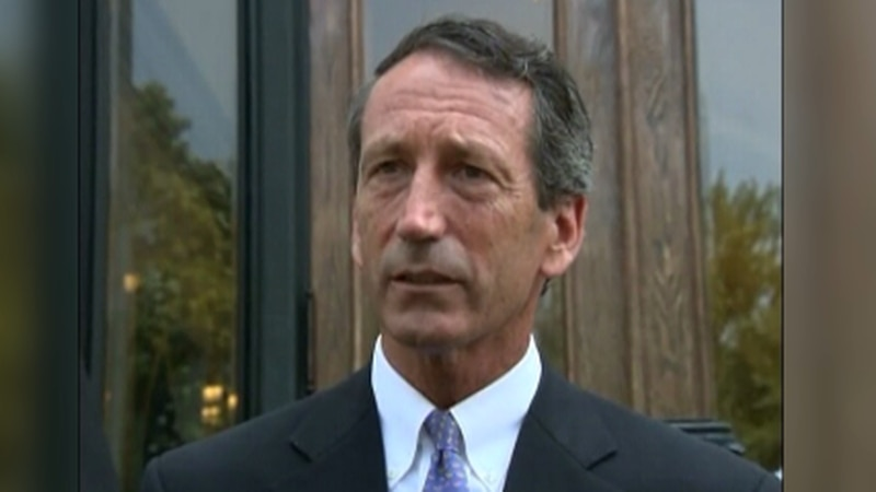 Mark Sanford was South Carolina's governor, a congressman, a presidential candidate, and the...