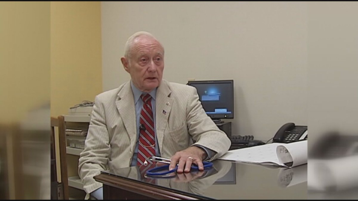 Dr. James Metts, who served Chatham County as their coroner for 40 years, passed away on...