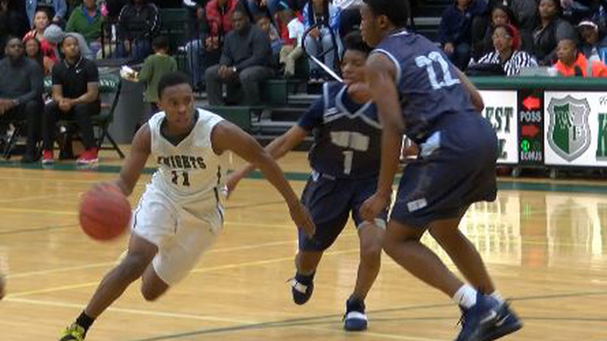 Knights' sophomore Shamar Norman had 22 points to lead Windsor in a 71-62 victory.