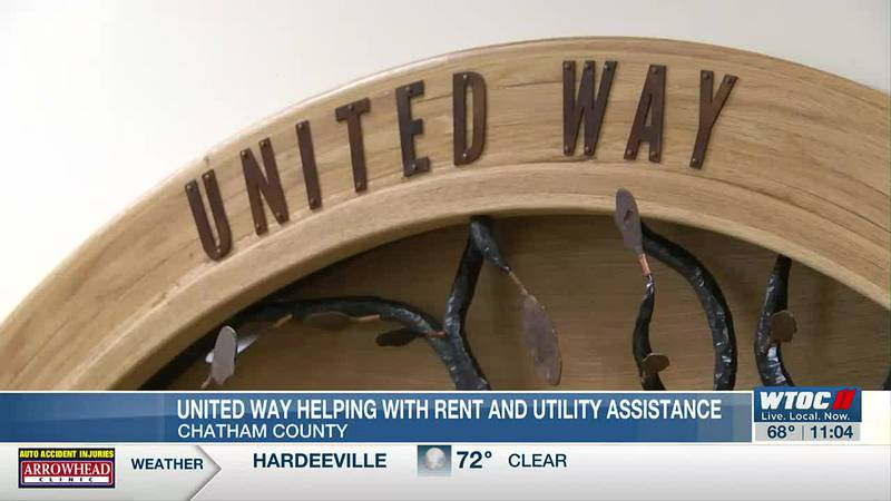 United Way of the Coastal Empire gets more funding for rent and utility assistance
