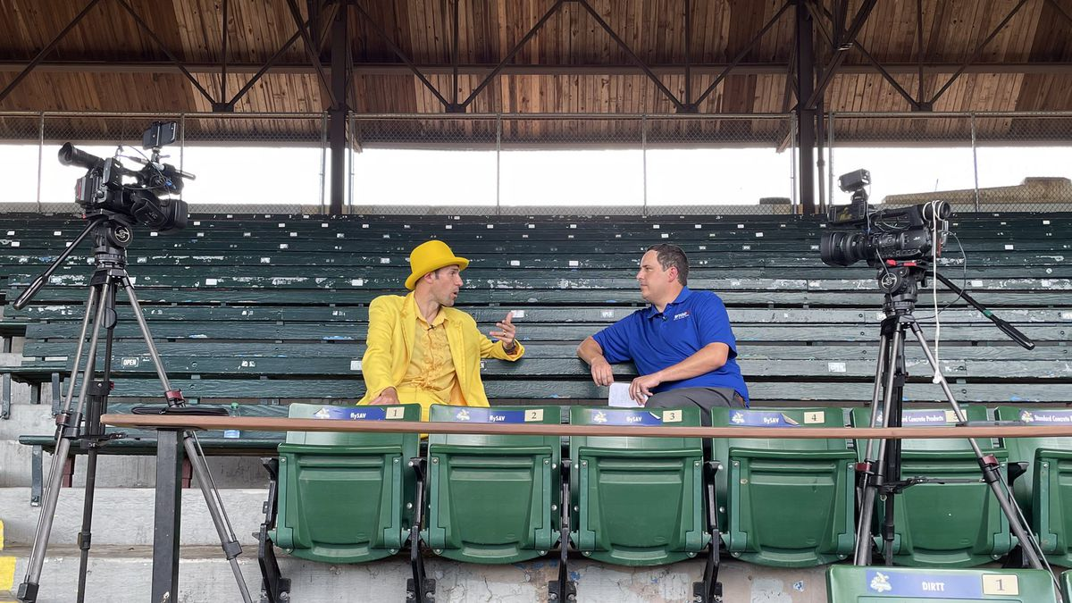 Bananas co-owner Jesse Cole sits down with WTOC's Jake Wallace to look back on the team's first...