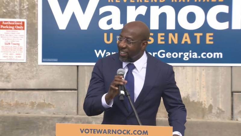 With a more than 50,000 vote lead, Reverend Raphael Warnock has been declared the winner of one...