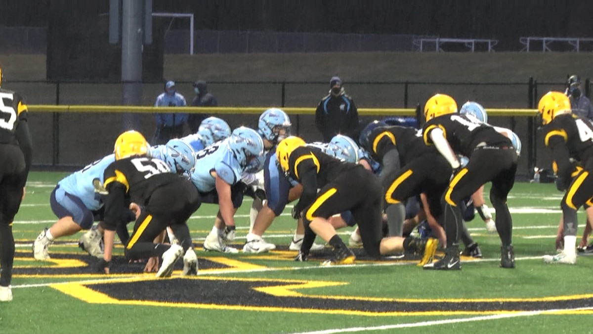 Friday night marked the return of high school football in the north country as the South Jeff...
