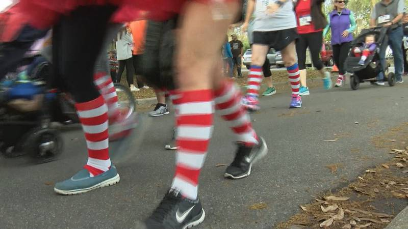 Red Shoes Run 2021 provides several options to support Ronald McDonald House Charities.