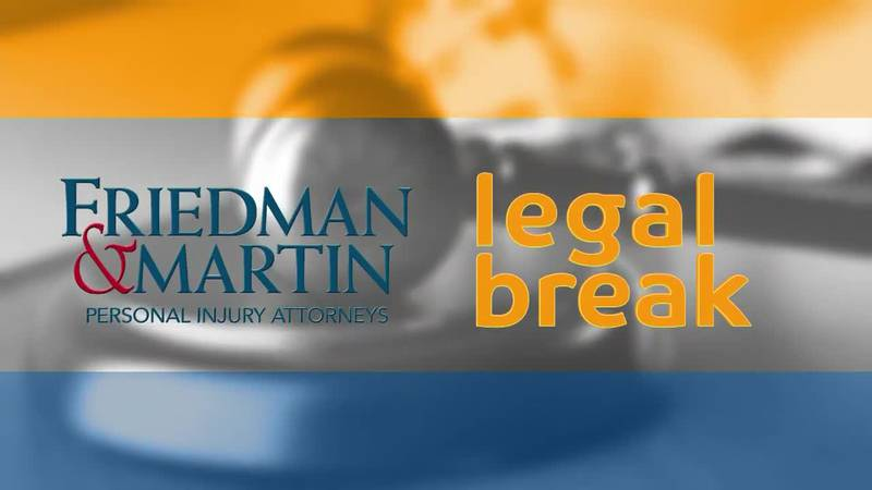 Legal Break: If I'm injured by a drunk driver, can the bar be held liable?