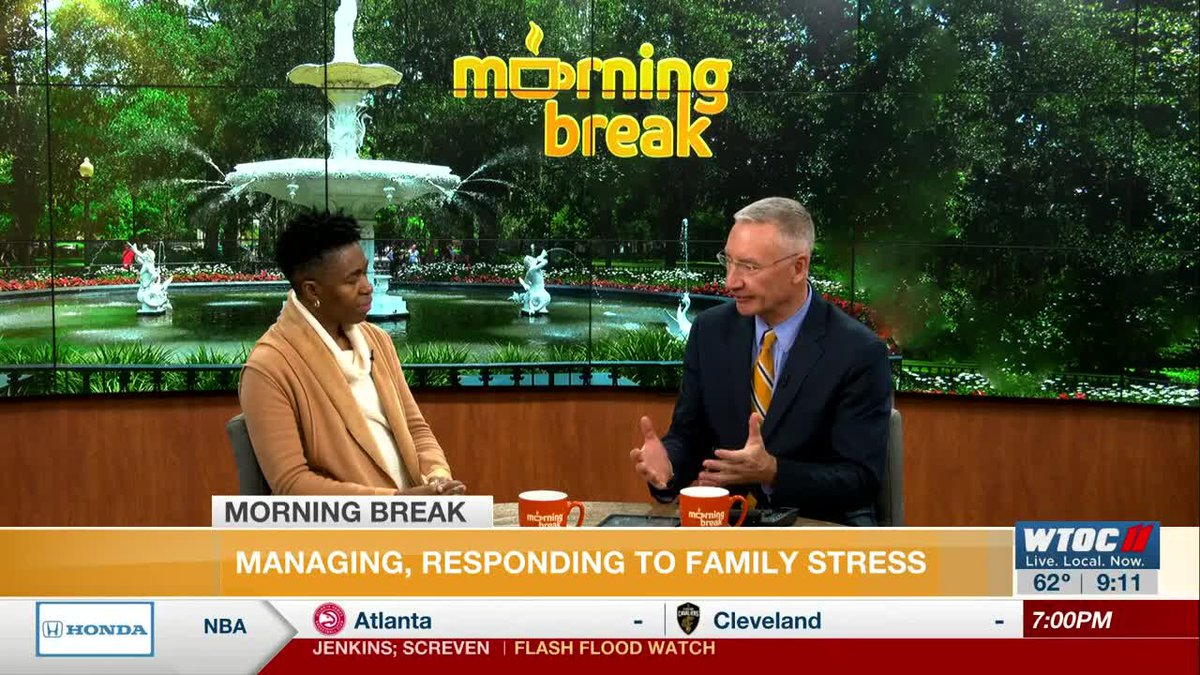 Managing and Responding to Family-Related Stress During the Holidays