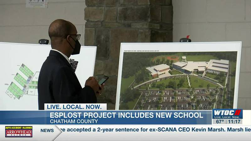 ESPLOST project includes new Windsor Forest High School if vote passes