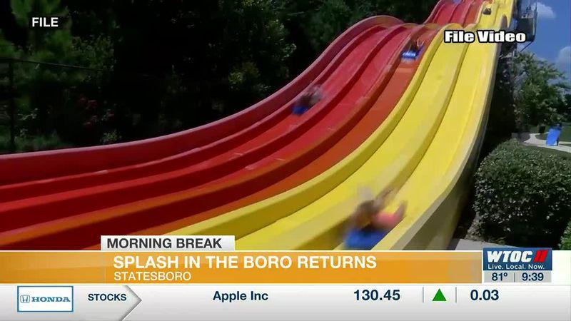 LIVE: Splash in the Boro opens for 2021 summer season (Part 2)