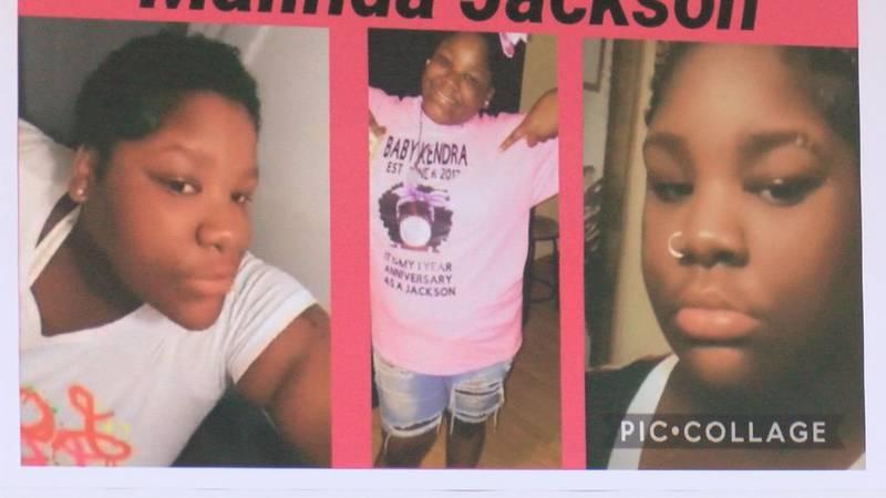 Savannah Police are looking for Malinda Jackson, a 13-year-old girl missing in Savannah.