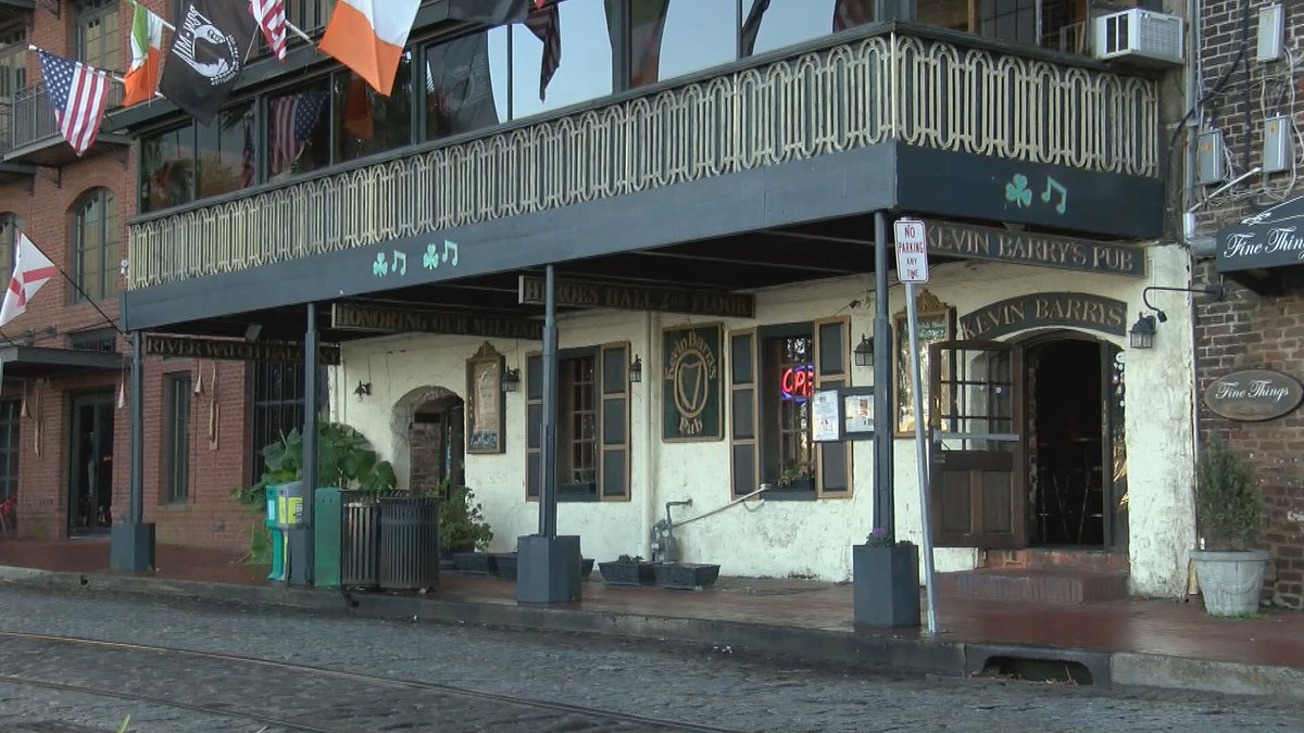 It's been a staple on Savannah's River Street for decades. But over the weekend, through social...