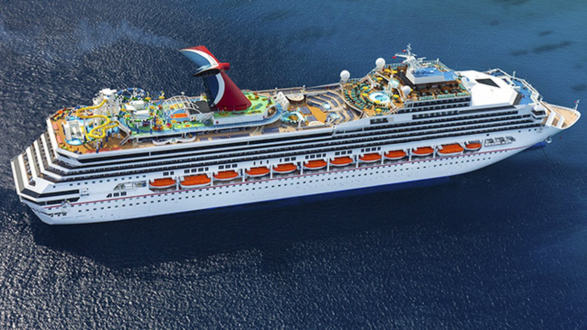 The Carnival Sunshine is one of the latest ship restarts the company has announced it its plan...