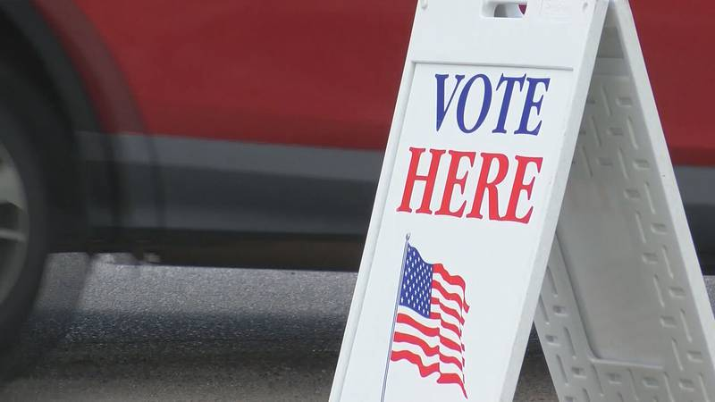 In-person early voting is another option election leaders are recommending to help avoid crowds...