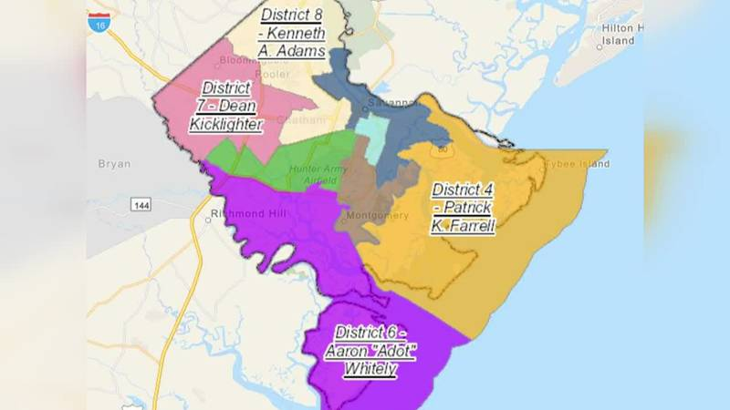Process begins for redistricting Chatham County with new Census data