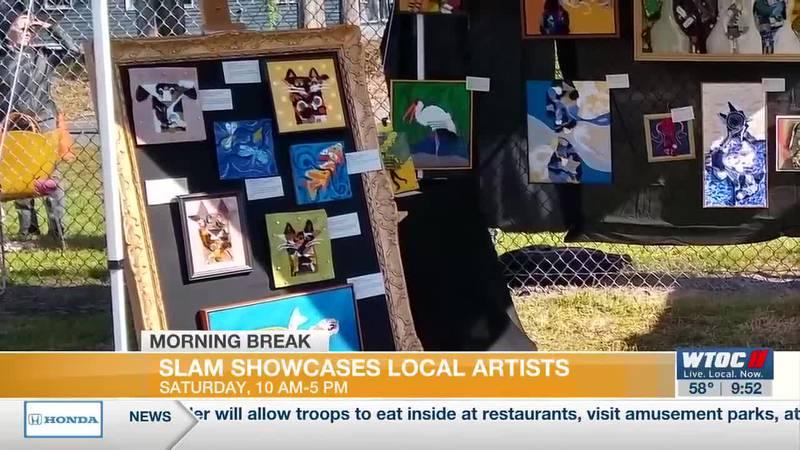Savannah Local Artist Market (SLAM) set for this weekend