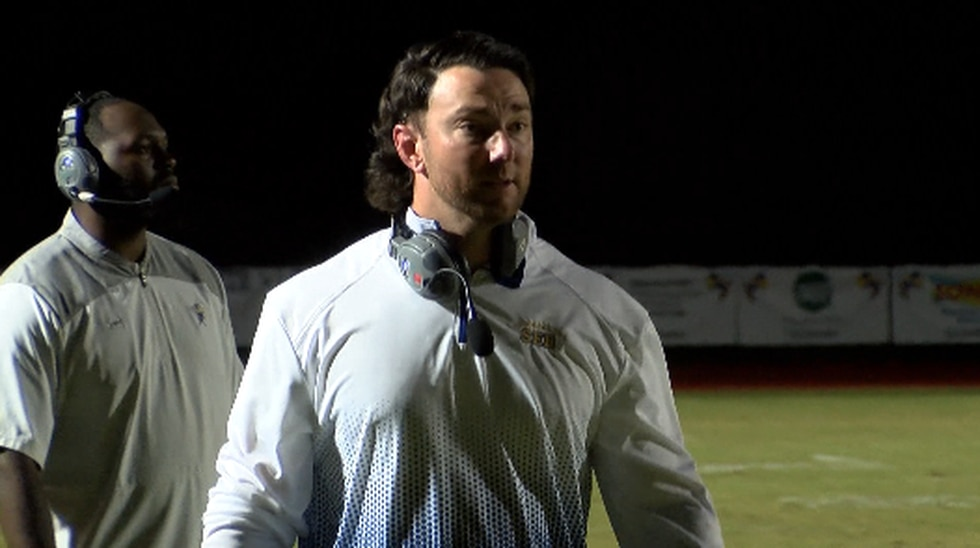 Davis will take over as the head coach at Evans High School in Columbia County.