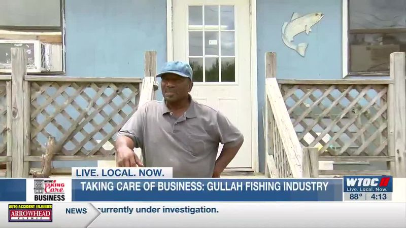 Taking Care of Business: Gullah Fishing Industry