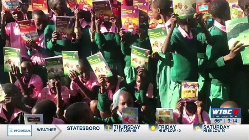 Kenya book donantions
