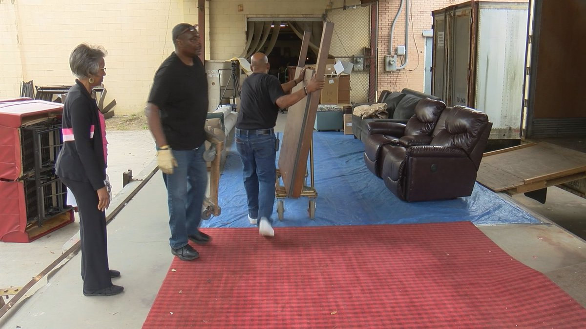 A big donation is being used to help people in the Savannah Community.