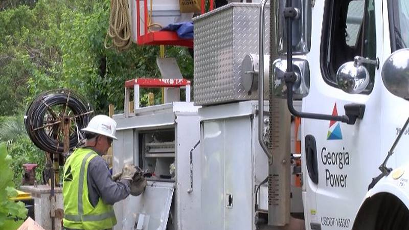 Georgia Power is preparing for possible outages once Elsa arrives in the Coastal Empire.