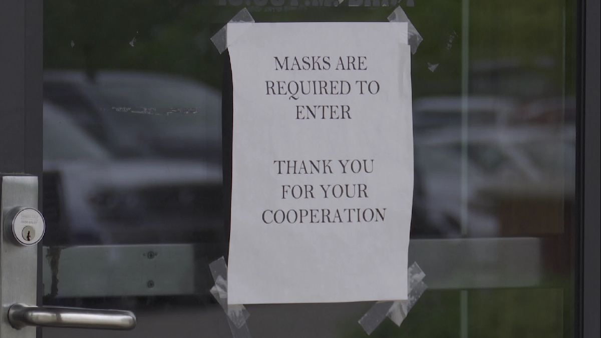 The city of Hinesville says it is reinstating its mask mandate for employees and visitors...