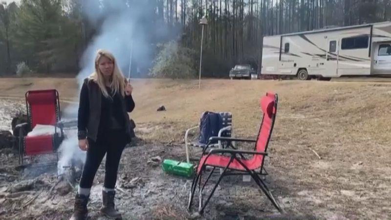 Three Savannah women hit the road in an RV last spring.