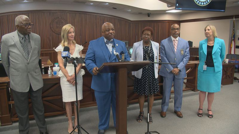 Chatham County Chairman Chester Ellis says a new initiative in the works will help make lives...