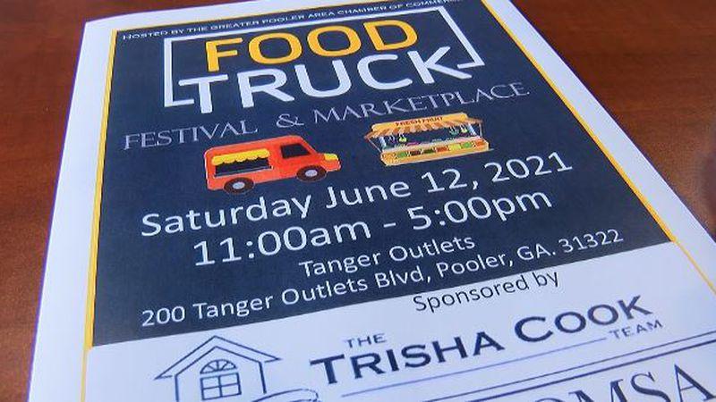 Food Truck Festival & Marketplace