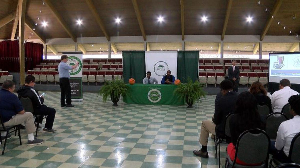 The coaches of the Savannah-Chatham County high school basketball teams spoke at district's...