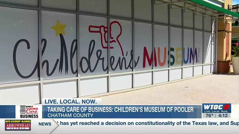 Children's Museum of Pooler nominated for statewide award