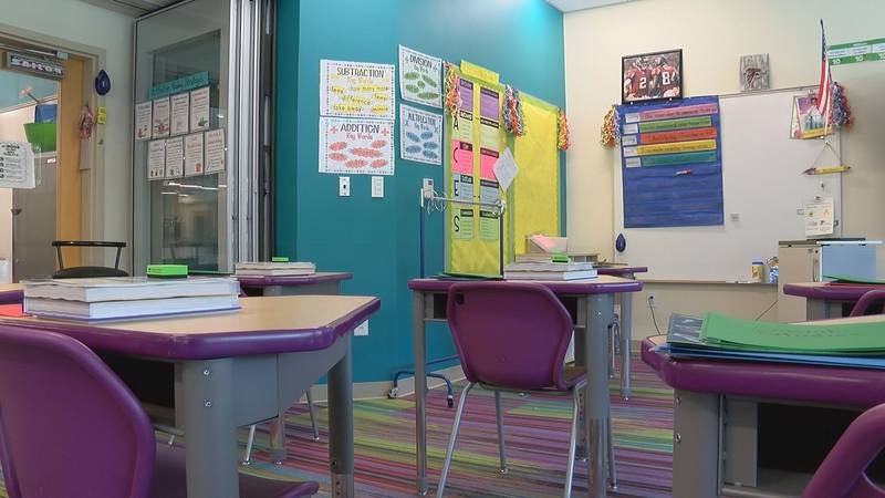 DoDEA teachers on Fort Stewart spent this week preparing their classrooms for face-to-face...