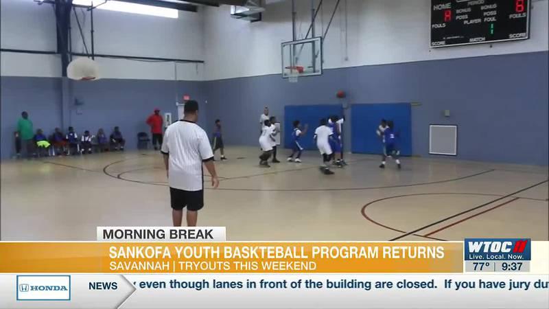 Sankofa youth basketball team returns to Savannah