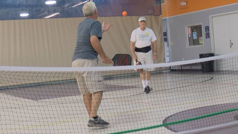 Pickleball is getting so popular that the city of Austin launched a Major League of the sport...