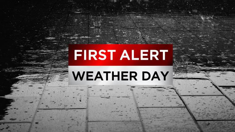 Thursday, Feb. 6, 2020 is a First Alert Weather Day.