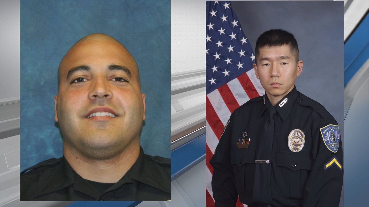 Octavio Arango, left, and Daniel Kang, right, were fired after a use of force investigation.