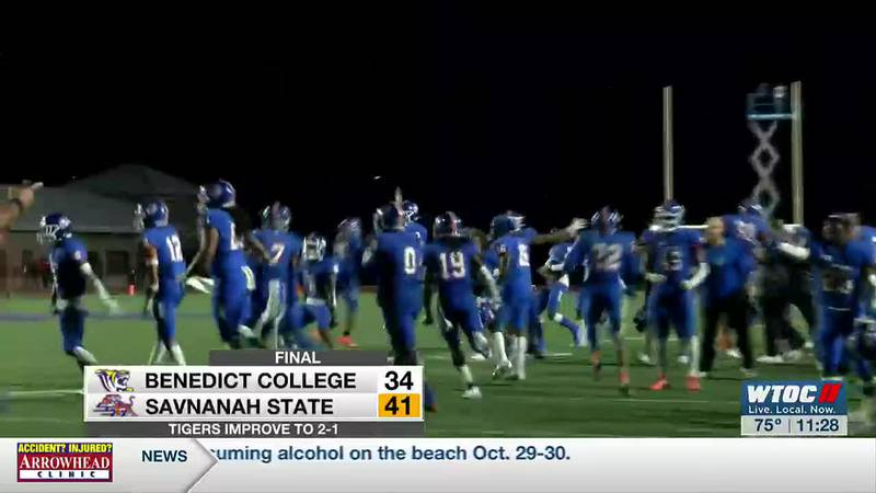 Savannah State opens SIAC play with a win