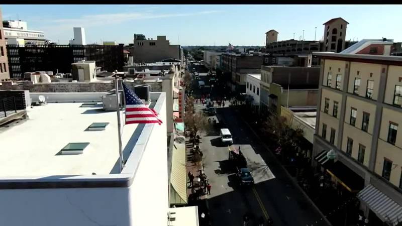 Hostess City celebrates first ever 'Savannah Day'