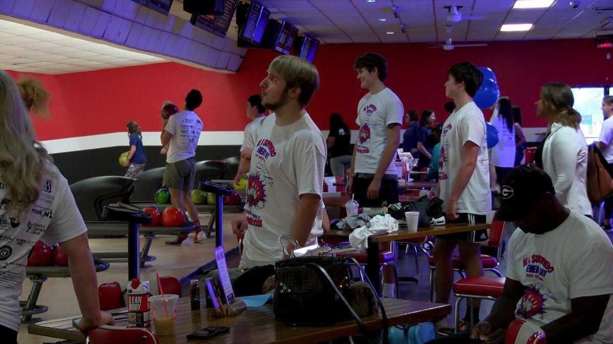 Savannah AMBUCS held its 10th annual Bowlapalooza on Saturday morning.