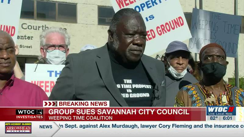 Group sues Savannah City Council over homeless shelter proposal