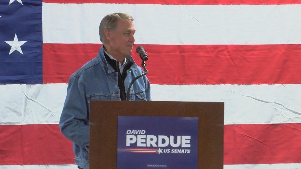 Senator David Perdue