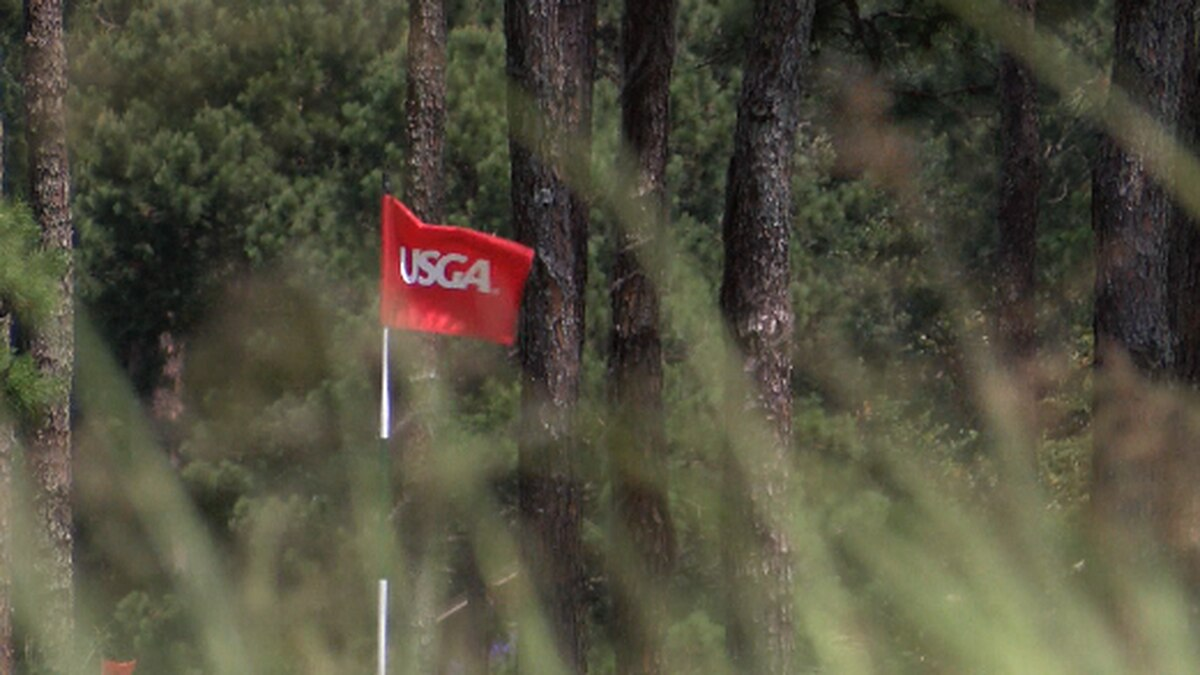 53 players battled it out for five spots in next week's U.S. Open field at Long Cove Club on...