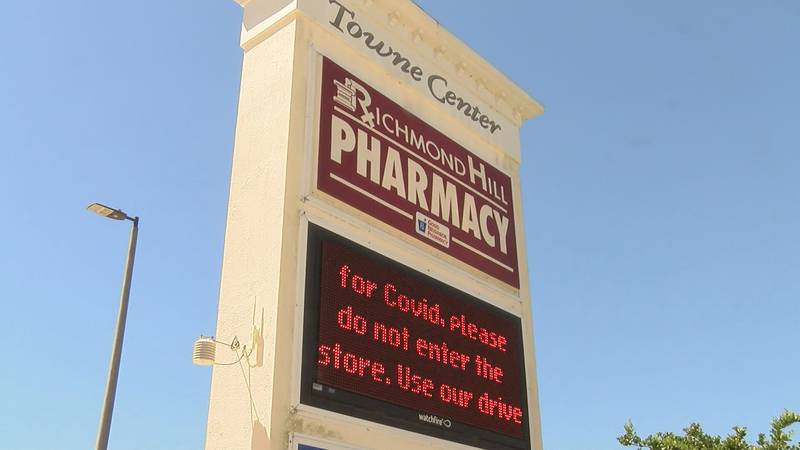 It's the beginning of flu season and a local pharmacy says people are already getting their...