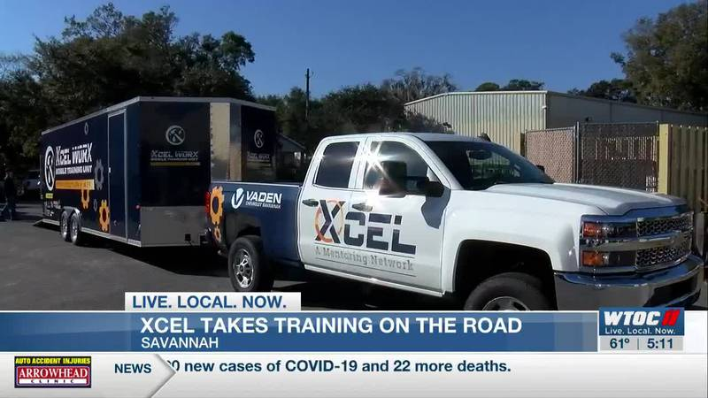 XCEL Strategies brings training to you with new mobile unit