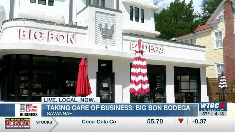 Taking Care of Business: Big Bon Bodega